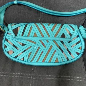 Patent leather Burberry Handbag